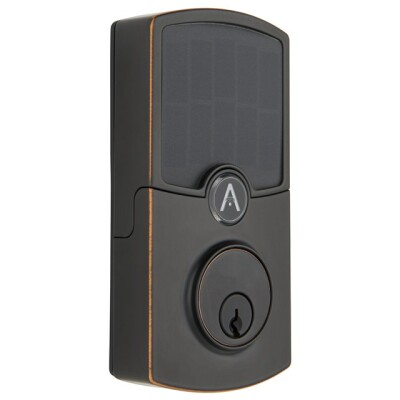 Array Deadbolt Cooper in Tuscan Bronze
