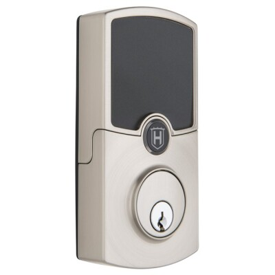 Array Deadbolt Cooper in Satin Nickel