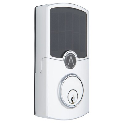Array Deadbolt Cooper, Polished Chrome Finish