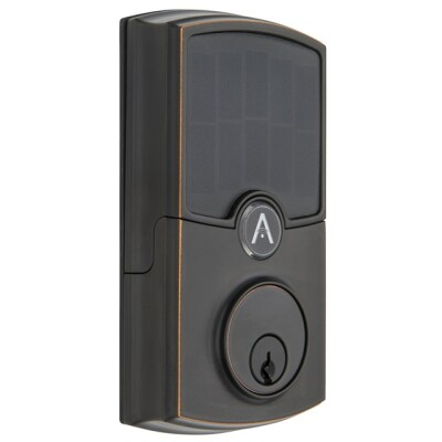 Array Deadbolt Barrington in Tuscan Bronze