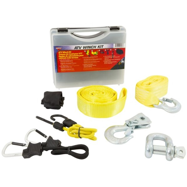 ATV Winch Kit, Storage Case Image