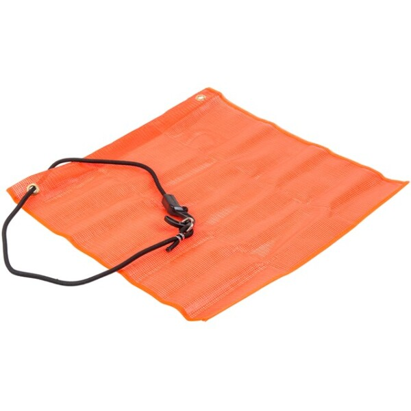 Bungee Safety Flag Image