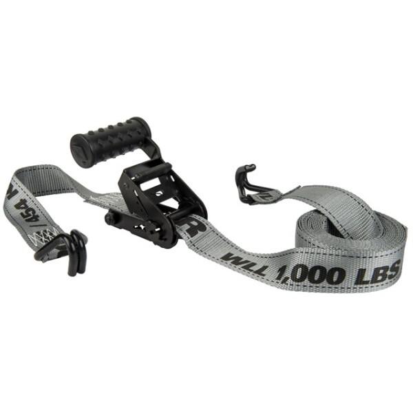 12' Industrial Ratchet Tie-Dn, C-Grip, 1,000 lbs. WLL 3,000 Image