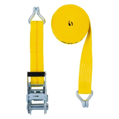 Keeper 25' Heavy Duty Ratchet Tie-Down, 4 Pack Image