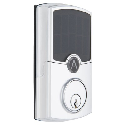 Array Deadbolt Barrington, Polished Chrome Finish